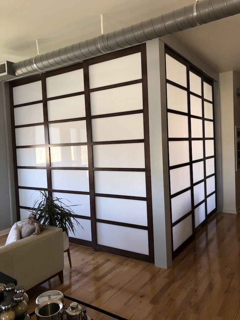Japanese Shoji - Aaron & Co.. (4)