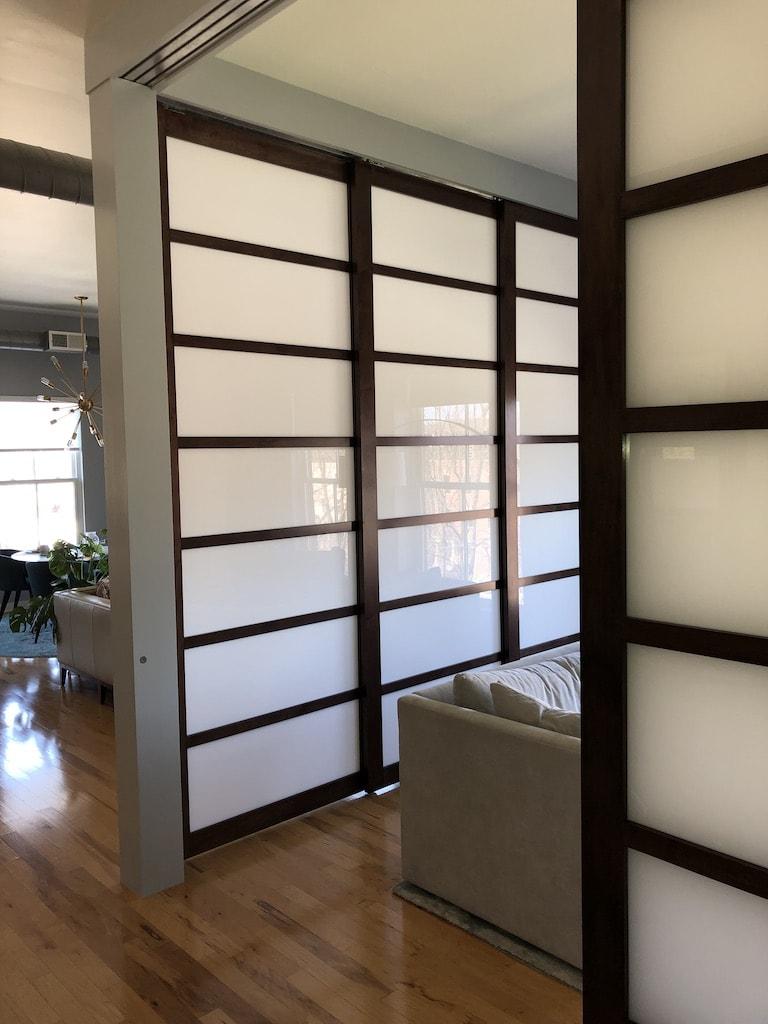 Japanese Shoji - Aaron & Co.. (7)