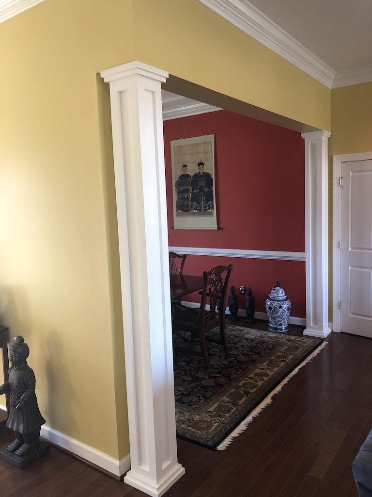 Living Room Media Center - Aaron & Co. (2)