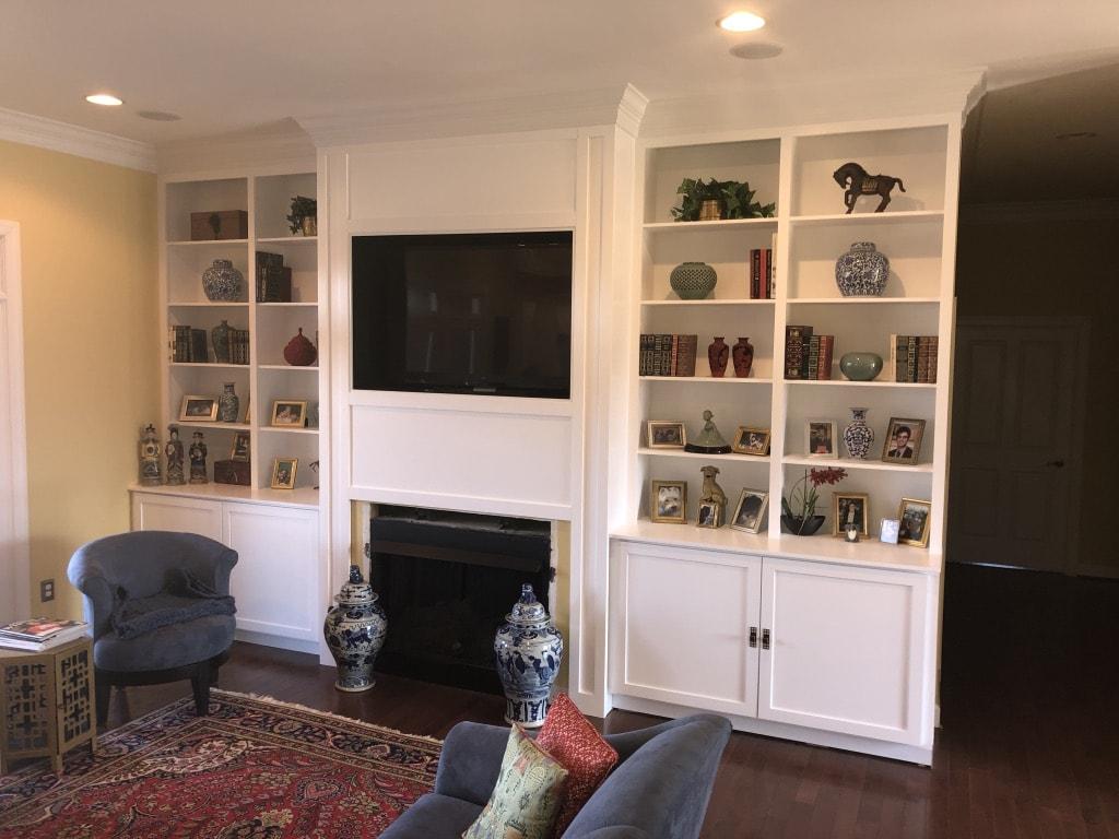 Living Room Media Center - Aaron & Co. (3)