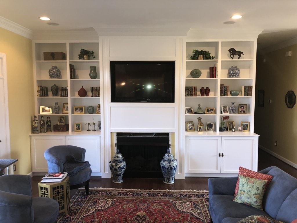Living Room Media Center - Aaron & Co. (4)